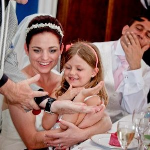 Hire a wedding magician